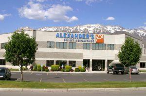 Alexanders事例1